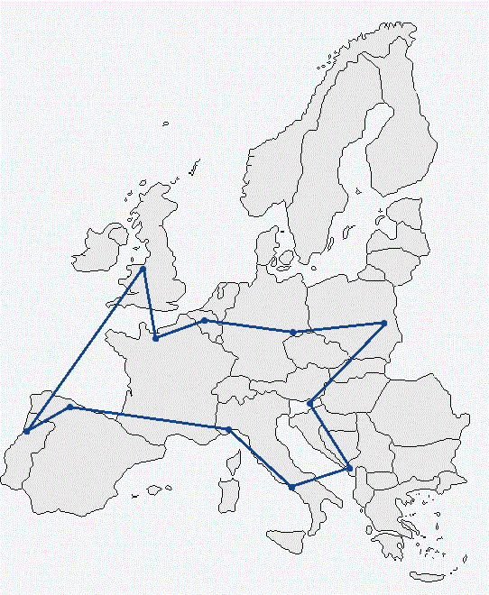 Map of 2nd chance