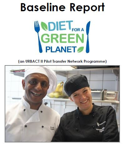 Baseline Report Diet for a Green Planet