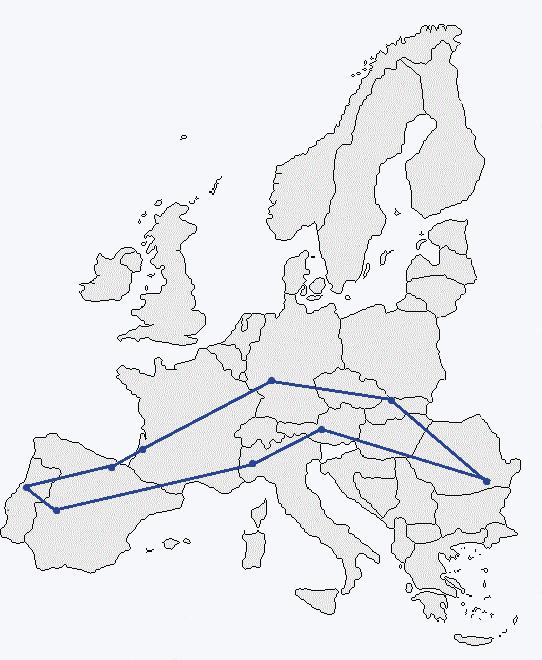 Map of In focus