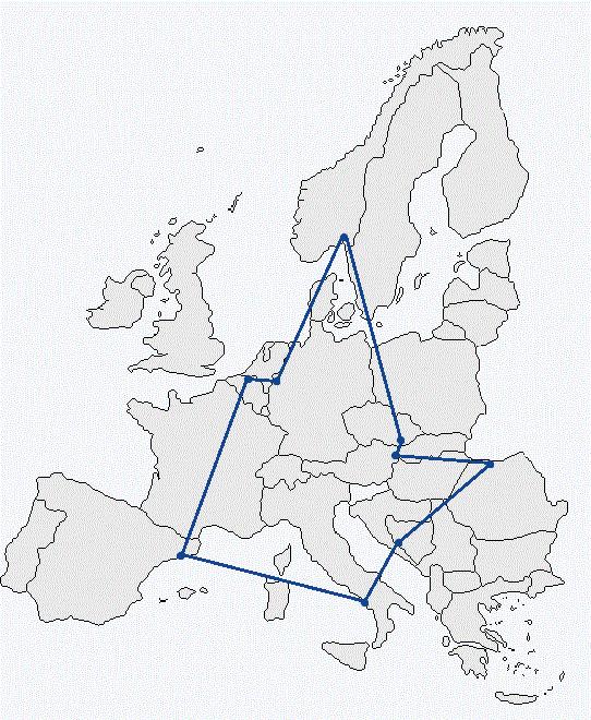 Map of Suburban