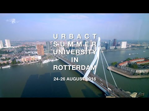 URBACT Summer University  2016, get ready for a challenge !