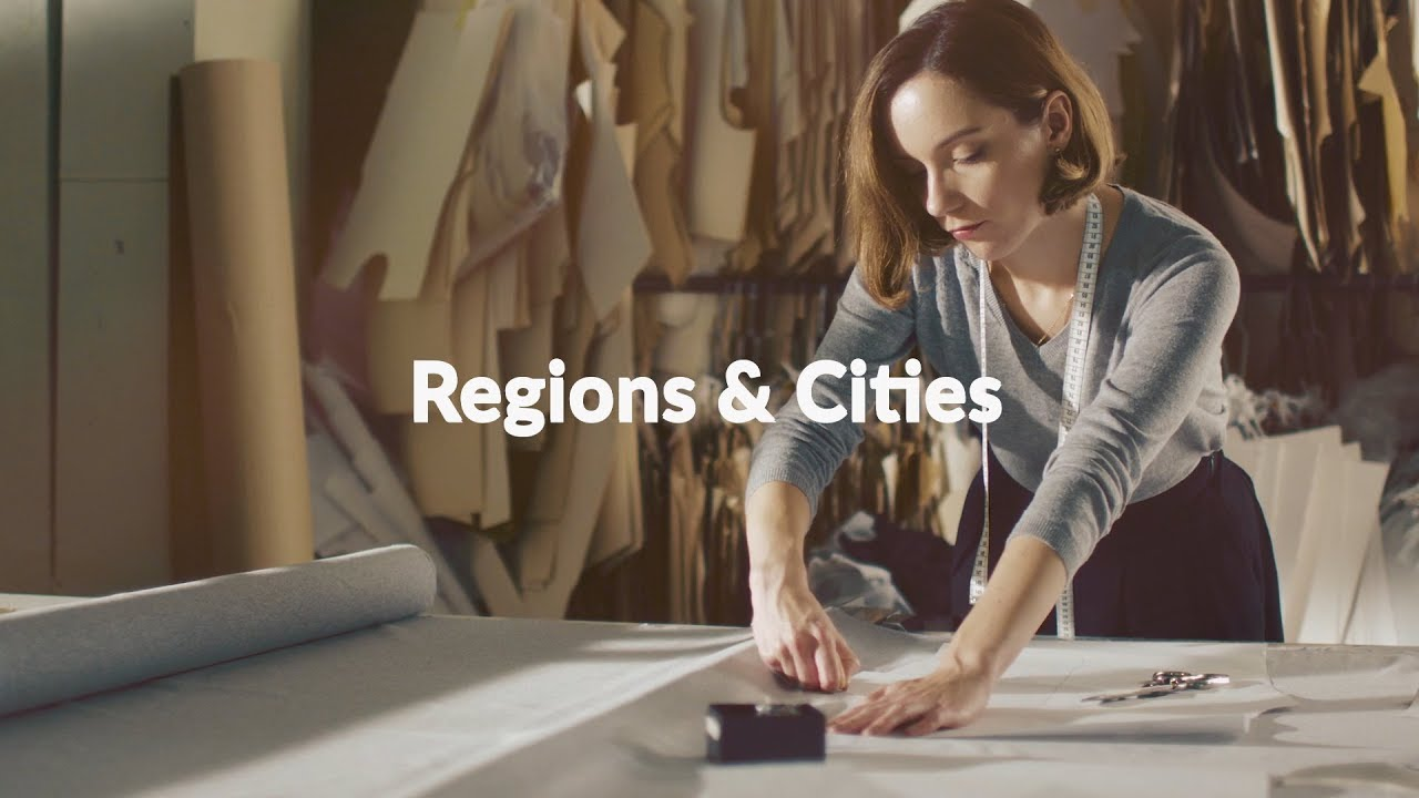 EU Regions Week - Be part of it - Register now !
