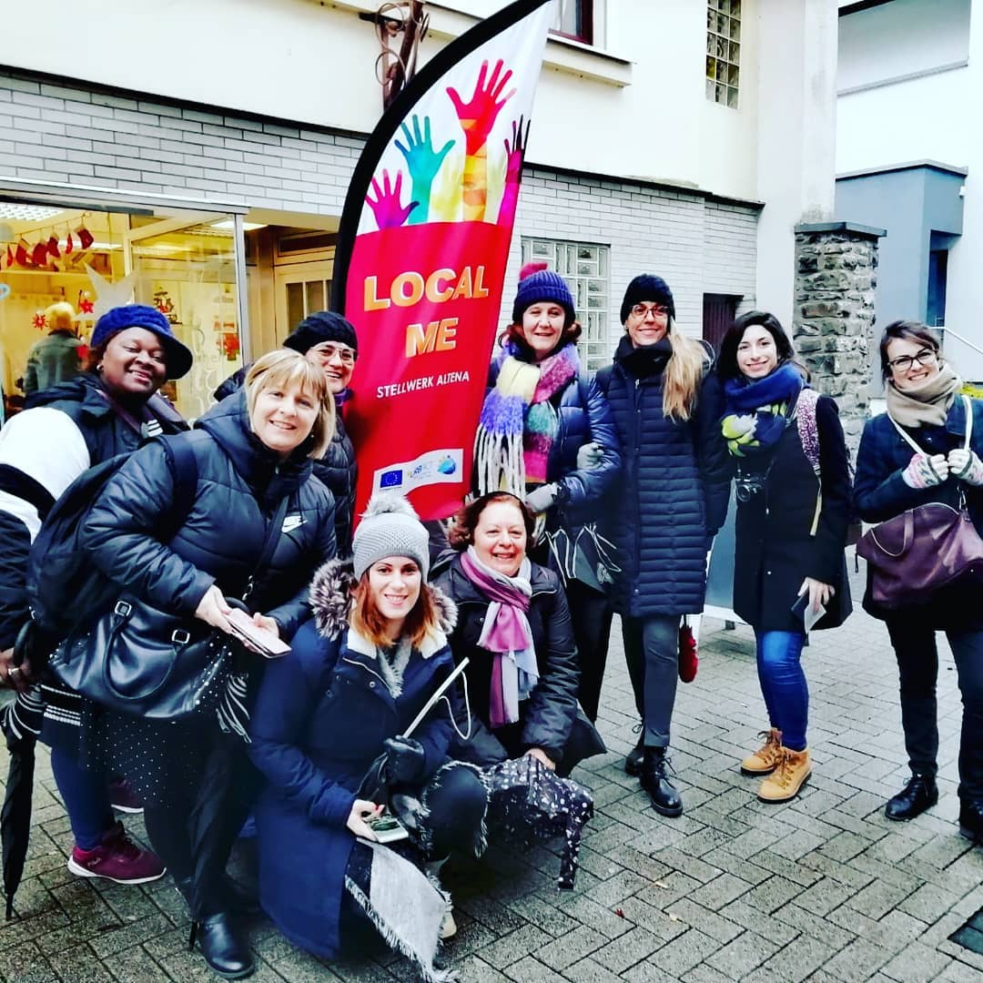 Volunteering Cities, volunteerism, good practice, storytelling, Altena, transfer
