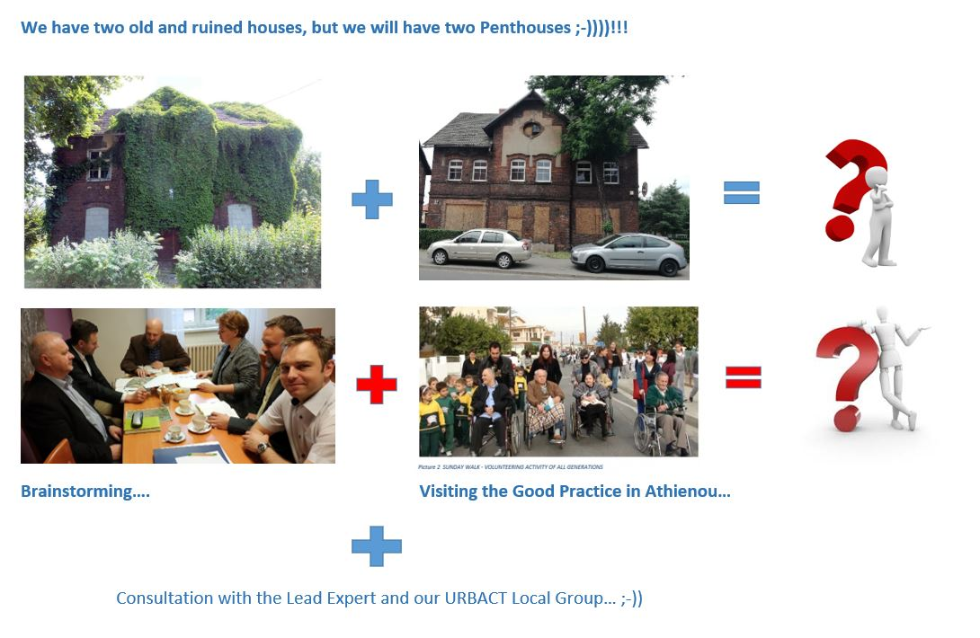 Radlin, volunteer, ULG, Good Practice, transfer, Volunteering Cities
