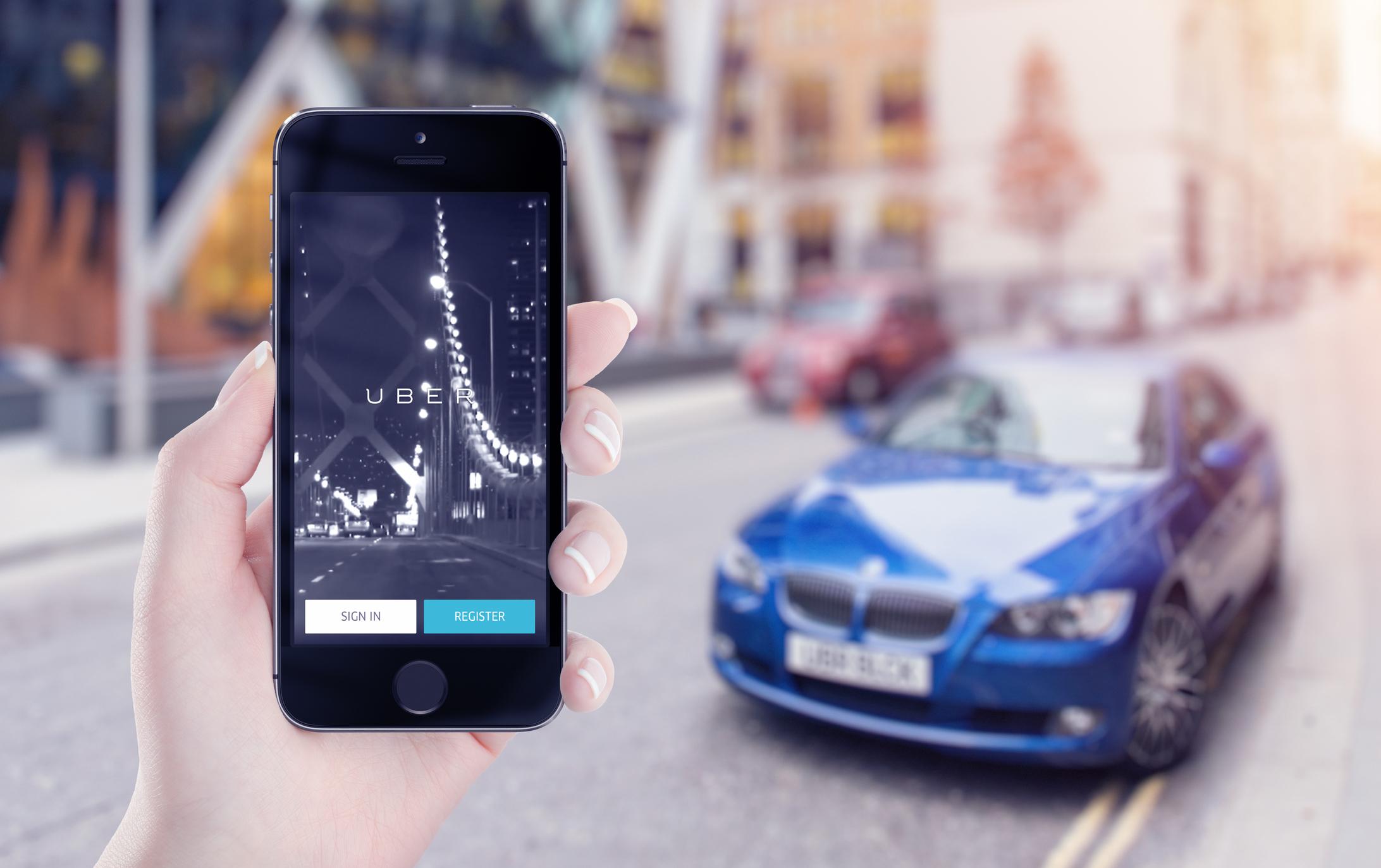 Uber, Digital Economy, URBACT