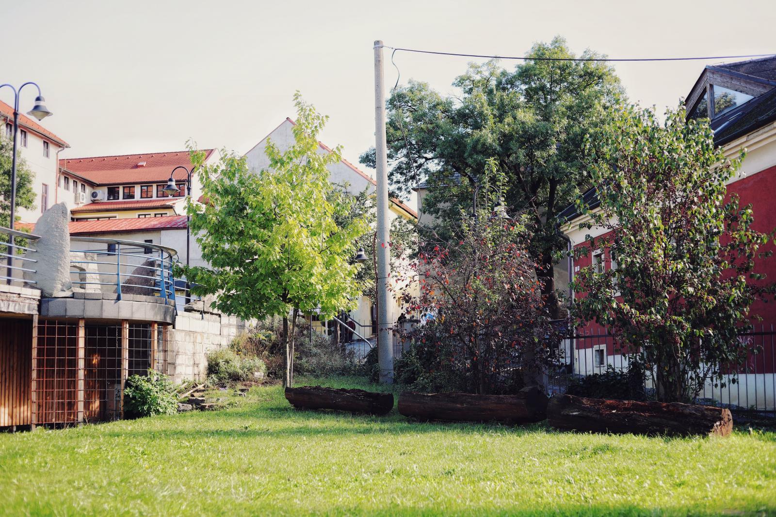 a city oasis for Presov