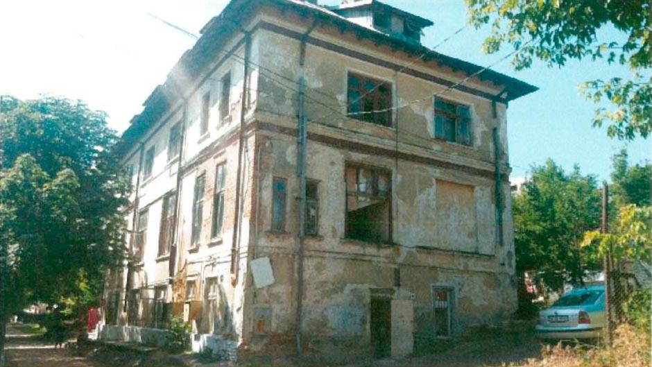 Iași pilot building