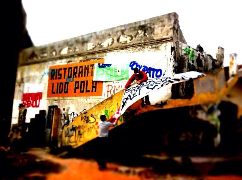 Lido Pola, Naples
