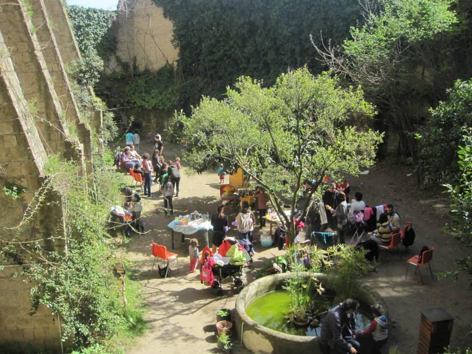 Giardino Liberato di Materdei, Naples