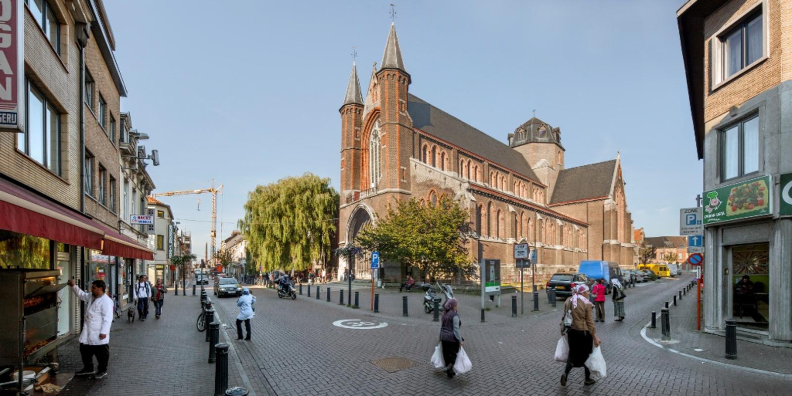 Ghent St Jozef Church