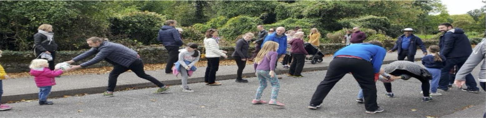 People playing in Cork