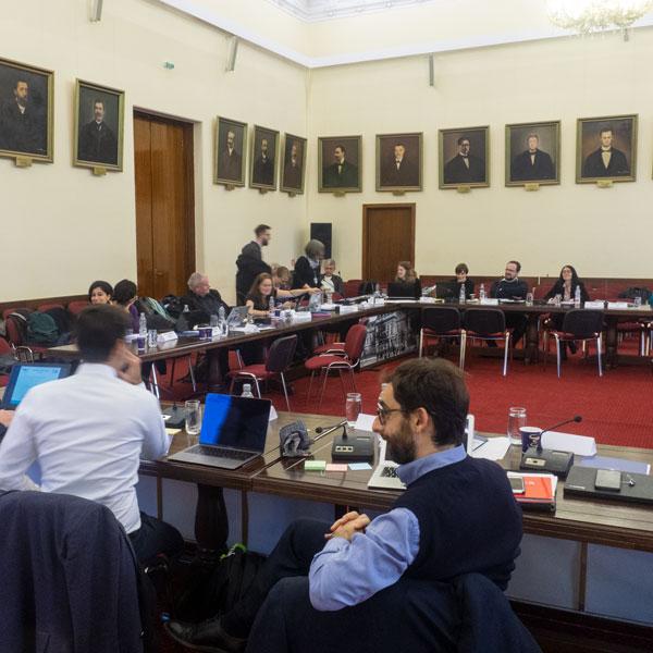 Midterm meeting - Iași - 2019-11-19