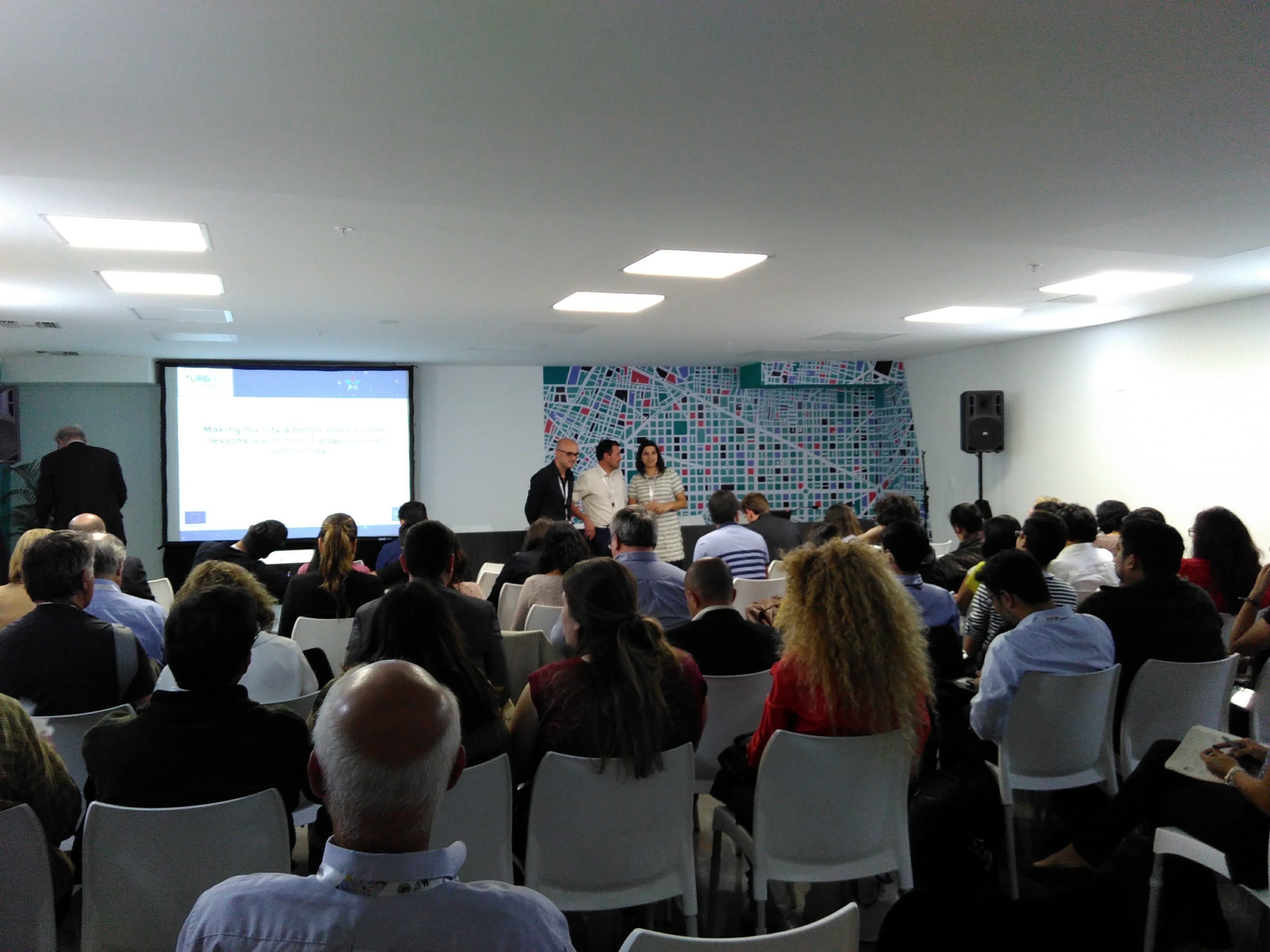 HABITAT III, URBACT, Making My City a Better Place to Live