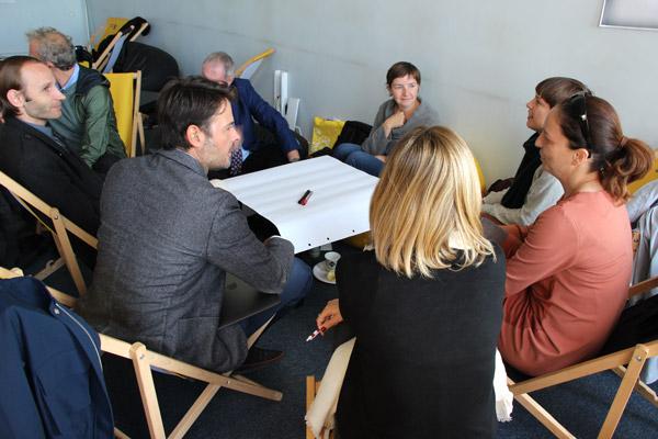Civic eState meeting in Gdansk