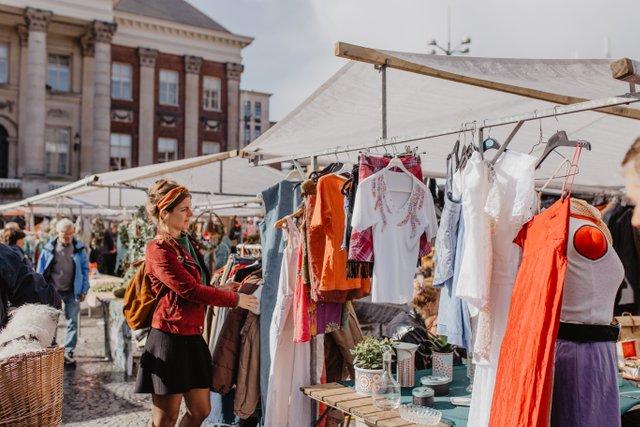 Grote Markt Groningen - Stella Dekker