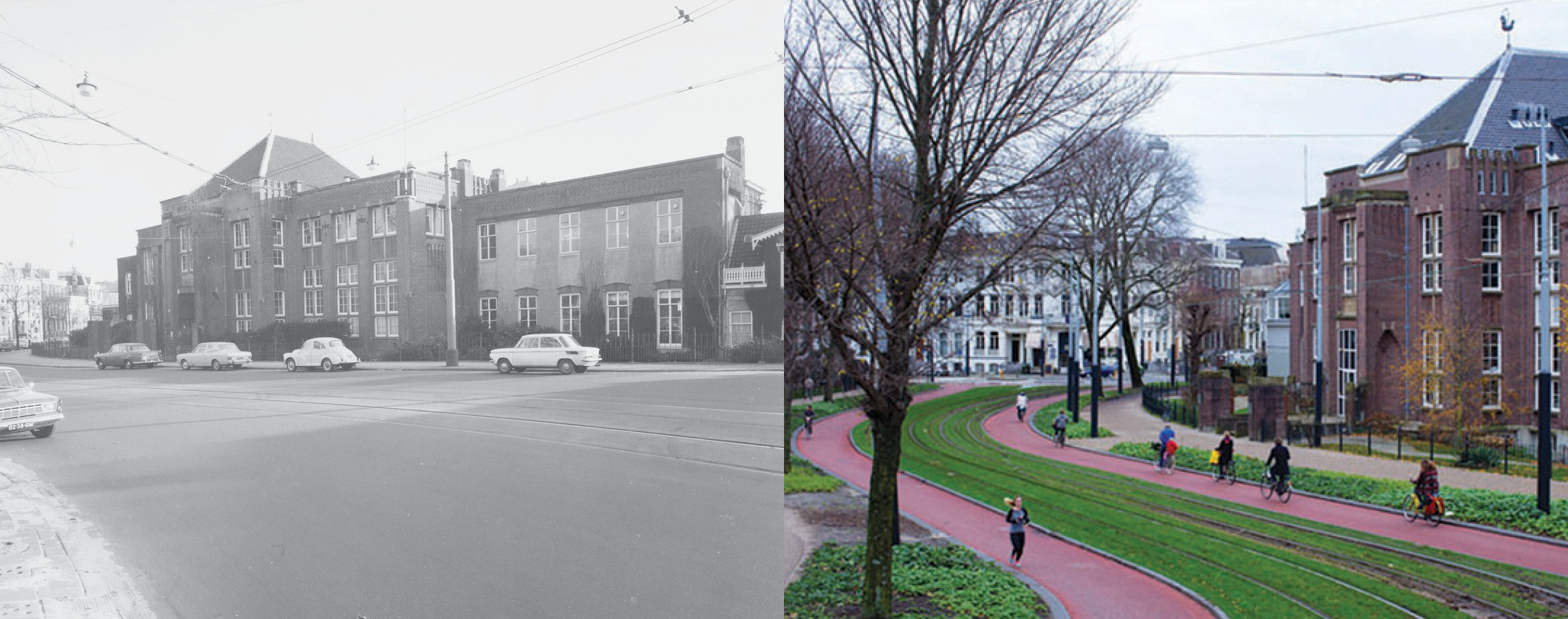 Plantage Middenlaan, Amsterdam - before and after