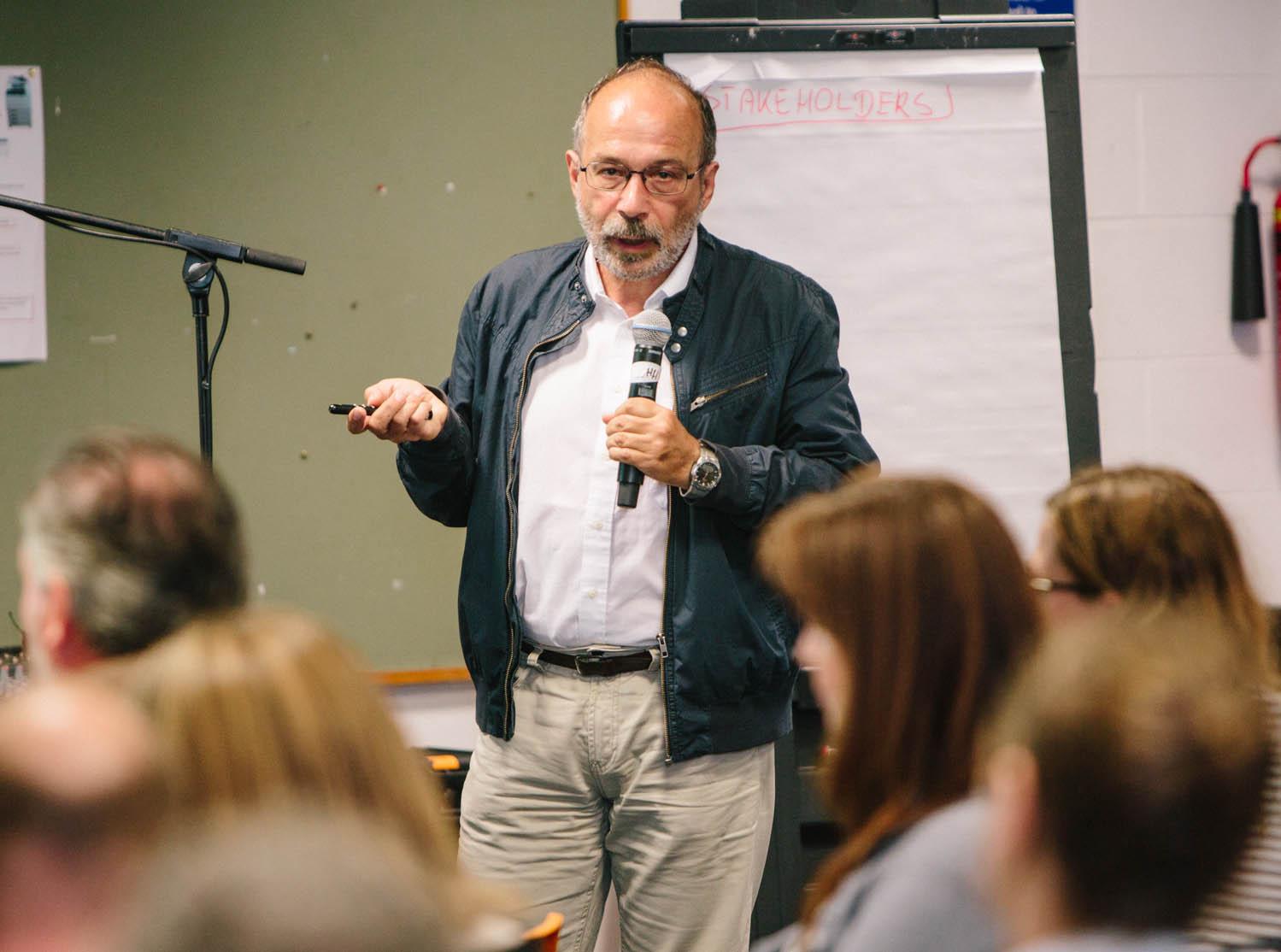 Programme Expert Ivan Tosics