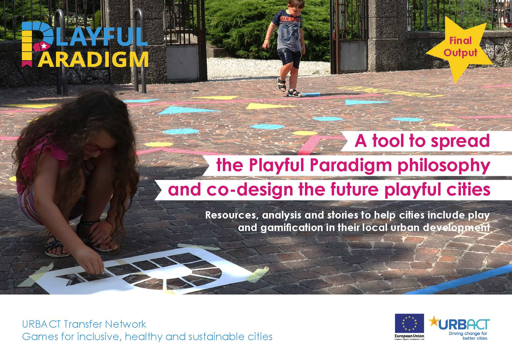 Playful Paradigm Final Product - cover preview