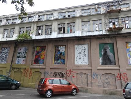 Rob Factory, Ljubljana, URBACT