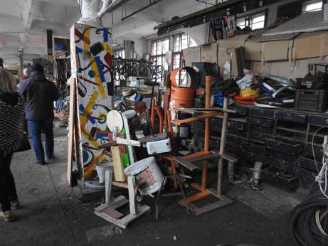 rog factory, URBACT, Ljubljana