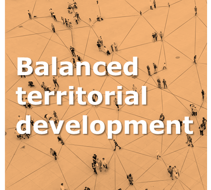 Link to Balanced territorial development content page