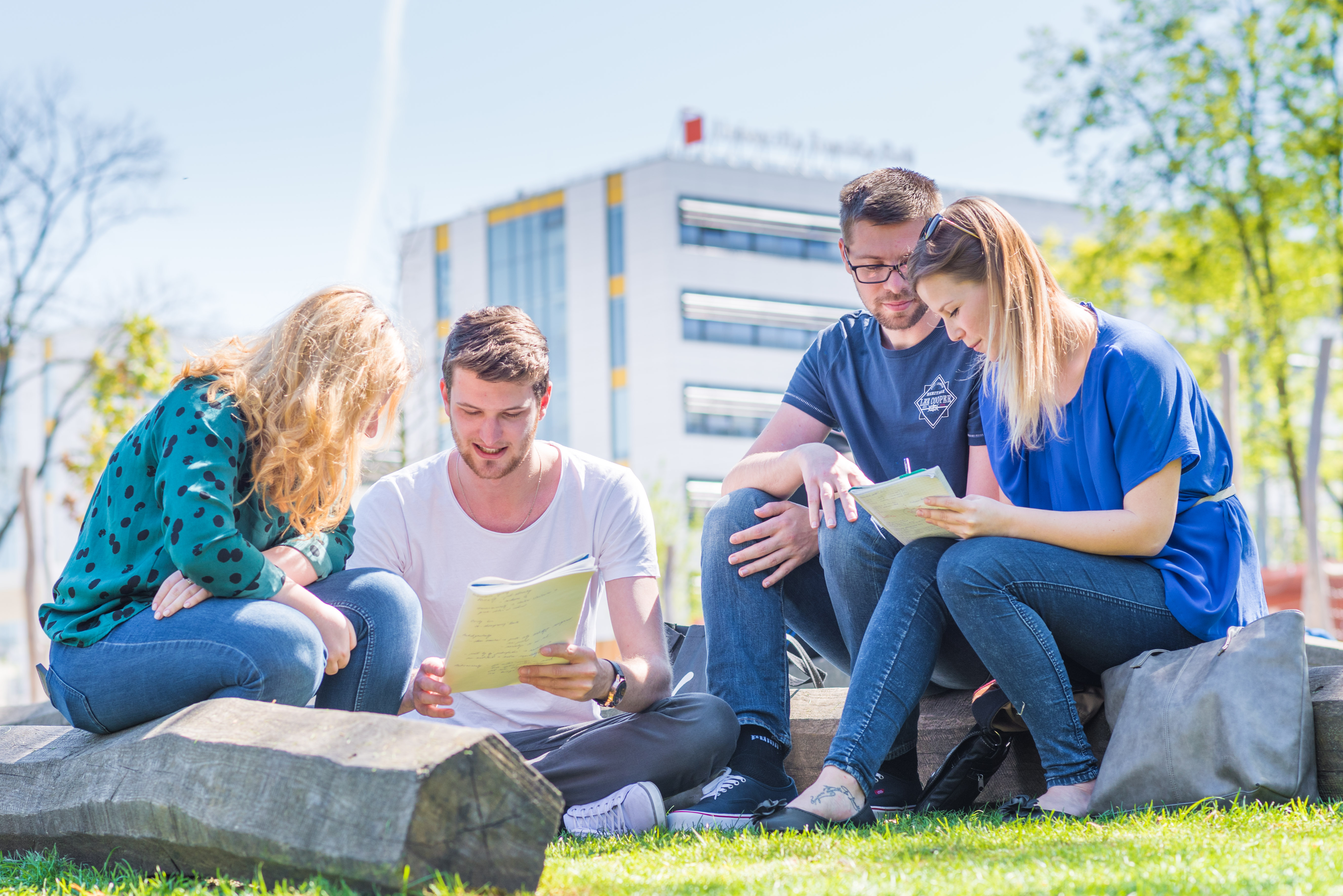 Students Thomas Bata university
