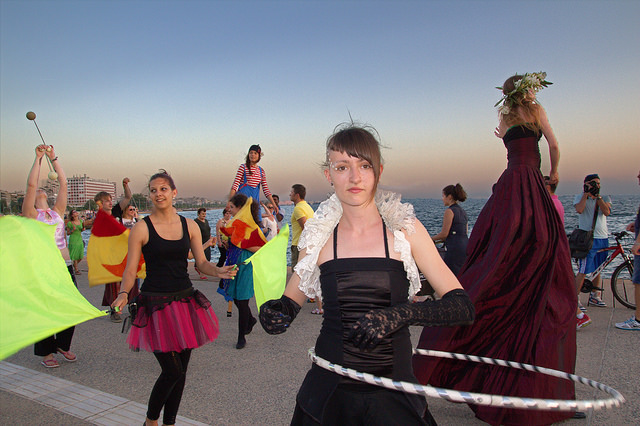 Thessaloniki Street Parade, European Youth Capital 2014
