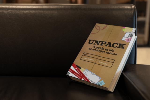 Unpack book