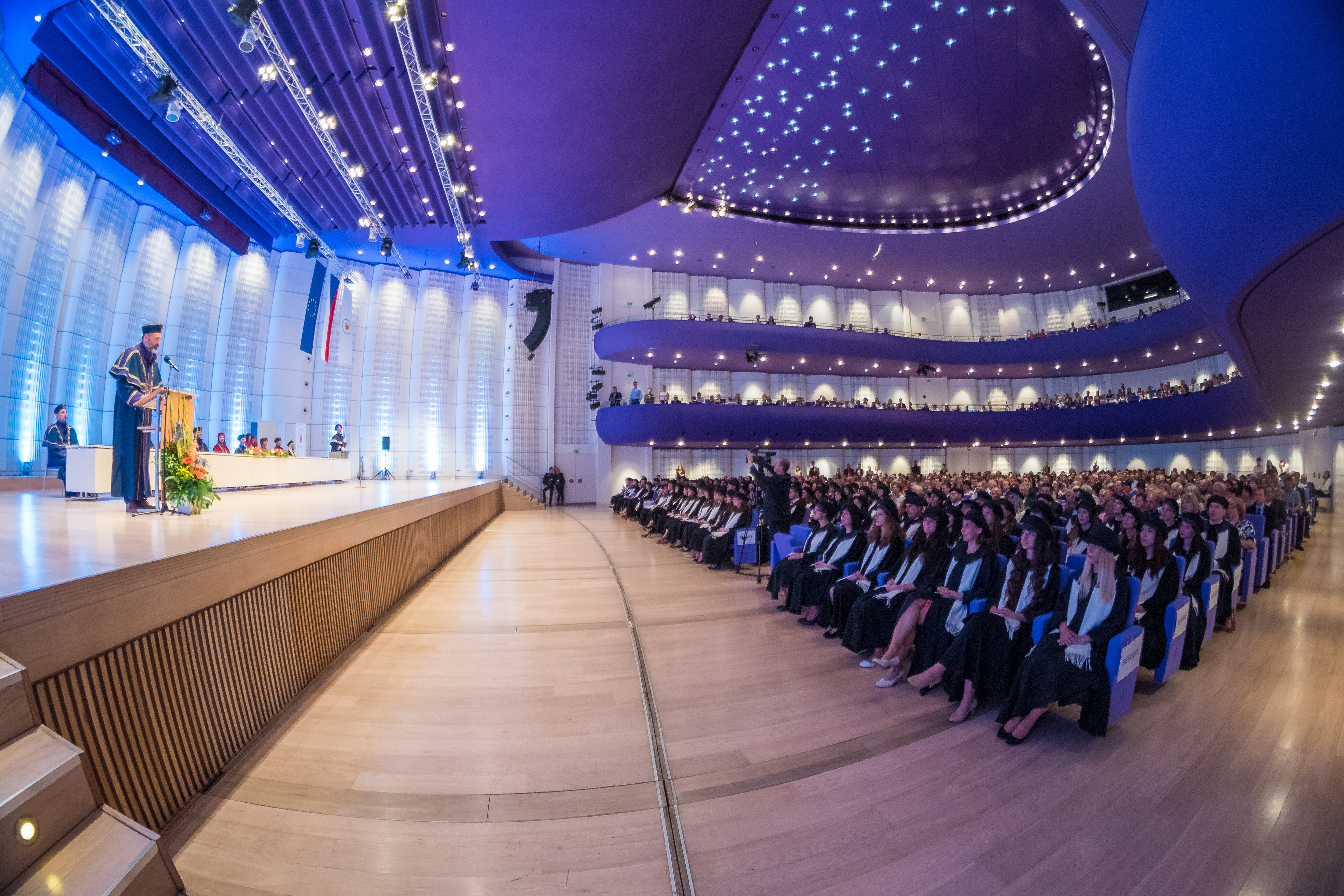 Welcoming International Talent, Zlin Congres Centre