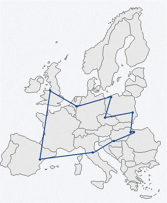 Map of Procure