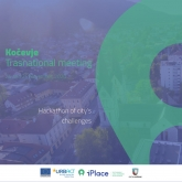 Kocevje Transnational meeting of iPlace network