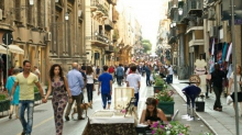 City of Palermo - Via Maqueda pedestrianised