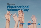 Volunteering Cities, volunteerism, good practice, International Volunteer Day