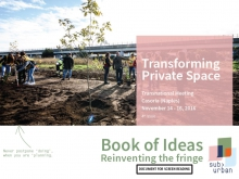 Cover of the Book of Ideas on Private Space