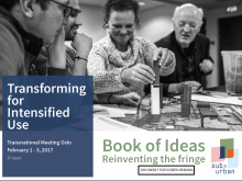 sub>urban. Reinventing the fringe. Book of Ideas OSLO