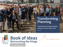 Book of Ideas Transforming Planning