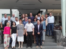 Our network meeting in Varazdin, Croatia