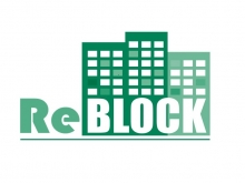 RE-Block logo