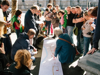 URBACT projects reflect people power patterns