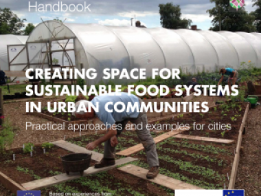 Sustainable Food Handbook Cover