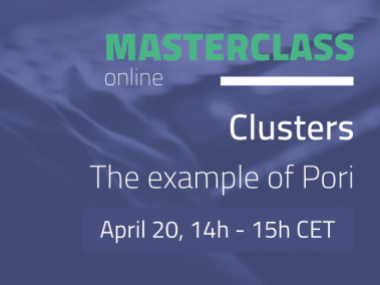 Online masterclass about clusters