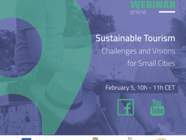 Sustainable Tourism webinar