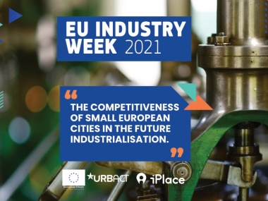 The competitiveness of small European cities in the future industrialisation of European local economies