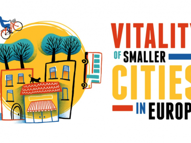 vitality of smaller cities in europe conference barcelona 25