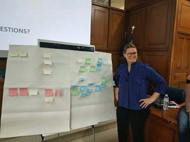 SWOT Analysis with Mary Dellenbaugh-Losse