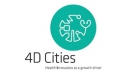 4D cities logo