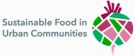 sustainable food logo