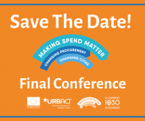 Save the date, final conference
