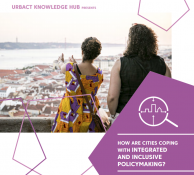 Front page of the City Lab report