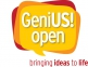 genius open logo
